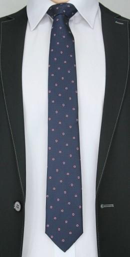 Elegancki krawat - CHATTIER - wys. w 8h