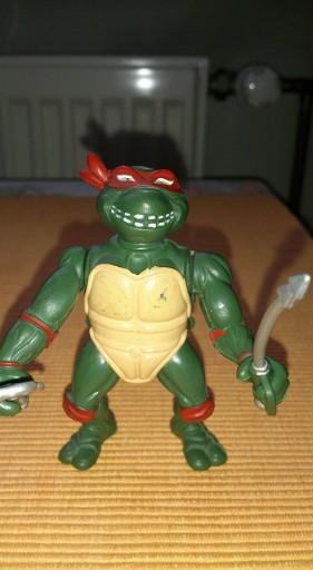 Figurka Żòłwia Ninja Raffaello