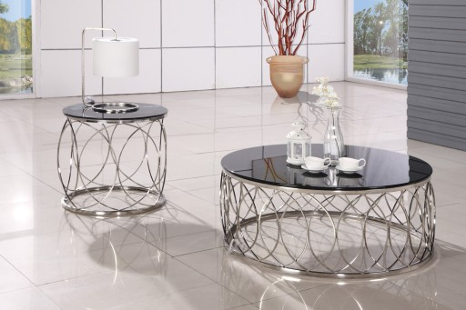 Stolik Kawowy Ct31s Glamour Salon Side Table
