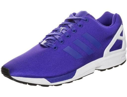 adidas zx flux damskie fioletowe do biegania|Darmowa dostawa!