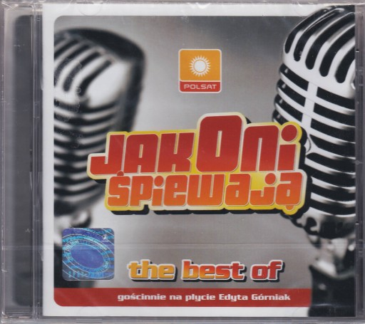 JAK ONI ŚPIEWAJĄ CD THE BEST OF / Górniak EKG