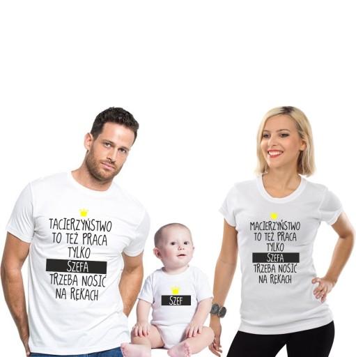 Koszulki i gadżety związane z pracą sklep