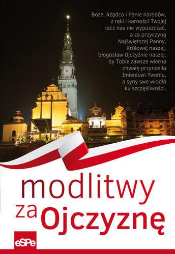Hit! MODLITWY ZA OJCZYZNĘ. Modlitewnik za Polskę.