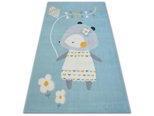 Dywany łuszczów Pastel 120x170 Myszka Blue B581