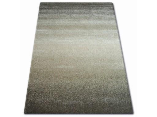 Dywany łuszczów Shadow 80x150 Pasy Beż At452