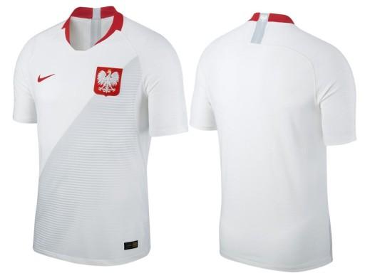 Koszulka Reprezentacji Polski Nike/Rosja 2018 # XL