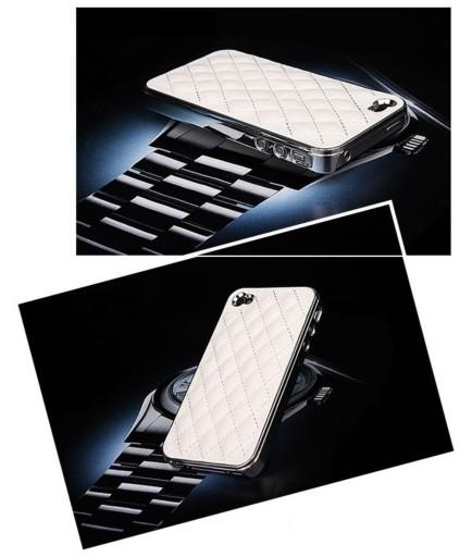 ETUI OBUDOWA Apple iPhone SE 5S 5 SKÓRA PU