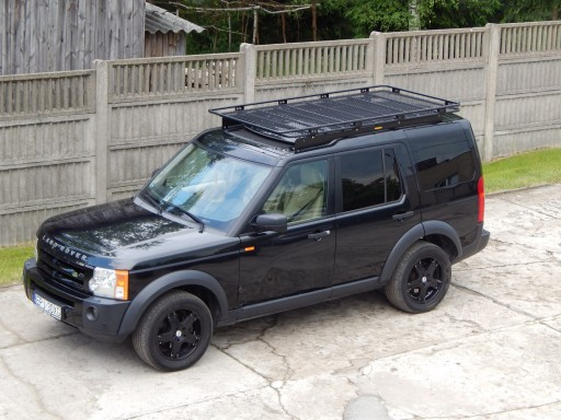 BAGAZINES STOGO LAND ROVER DISCOVERY 3/4 ILGAS SI