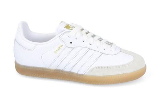 best sneakers e766e 75f57 ... a7b29d88a2d6 Buty damskie sneakersy Adidas SAMBA BZ0619 r.37 7327175541  - Allegro.pl ...