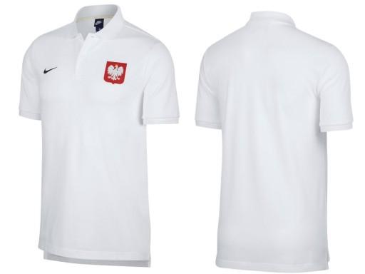 Koszulka Polo Reprezentacji Polski Nike 2018 L 7417276684 Allegro Pl