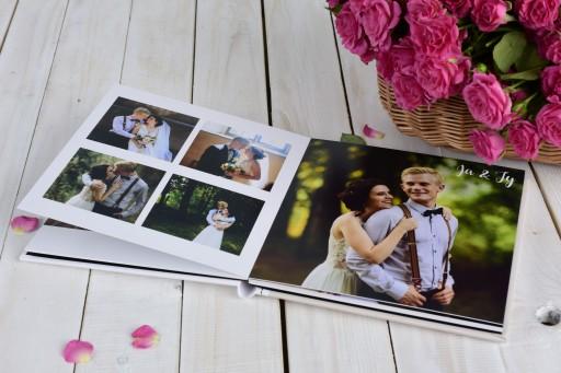 Foto-książka Foto-album 25x25 Sztywne Karty 20 str