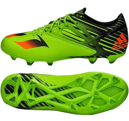 Zjednoczone Królestwo eleganckie buty nowy koncept Buty ADIDAS Messi 15.2 FG/AG KORKI LANKI r. 41 1/3