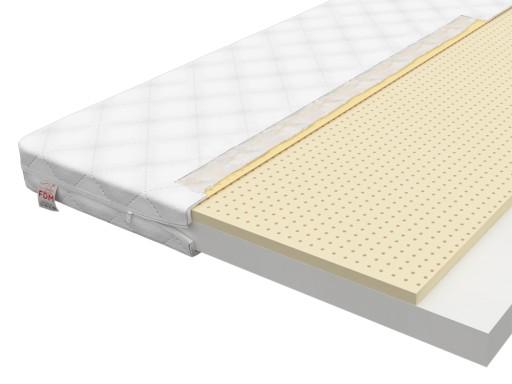 Dopłata do łóżka: Zmiana na materac VENUS 160x70
