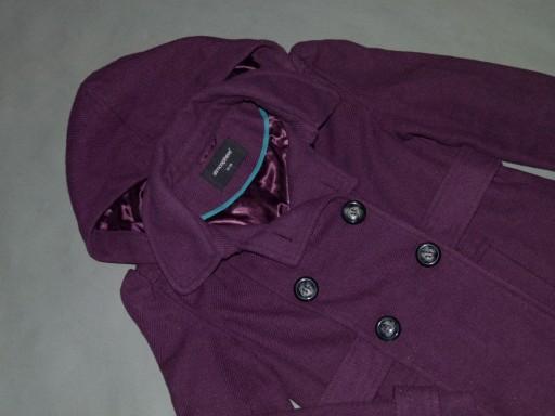 0S* ATMOSPHERE kurtka z wool fiolet 10 / 38