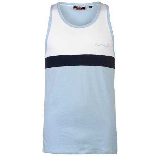 PIERRE CARDIN męska bluzka koszulka t-shirt XL