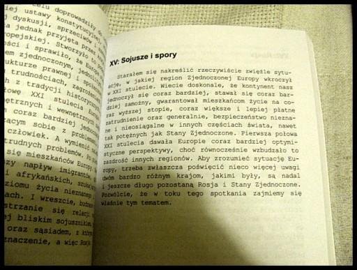 Głąbiński:Wiek XXI jaki będzie i co nam przyniesie