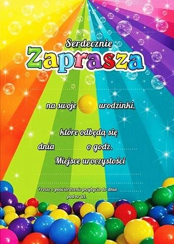 Zaproszenie Na Urodziny 2 Latka