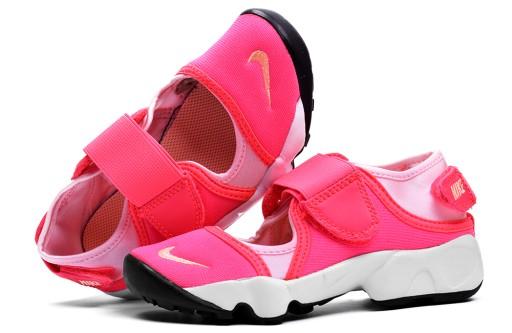 Nike Rift 314149 601 Sandaly Dzieciece R 36 Sunray 7645012725 Allegro Pl
