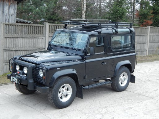BAGAZINES STOGO LAND ROVER DEFENDER 90 BE TINKLO