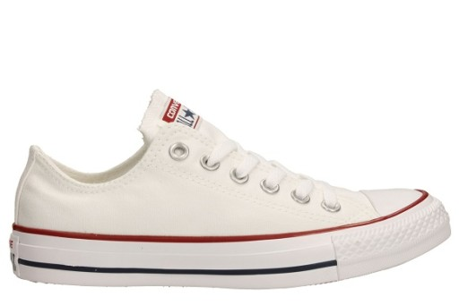 Białe Tekstylne Buty Trampki Converse rozmiar 43 kup