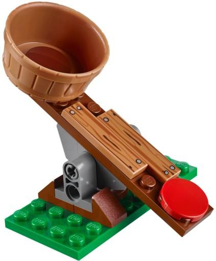 LEGO Angry Birds 75822 Atak Samolotem Świnek HIT !