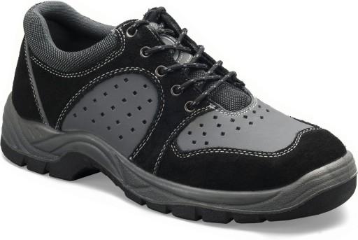 LEKKIE buty robocze ochronne  PRZEWIEWNE Bruni 36