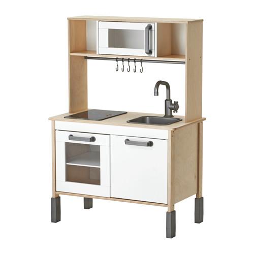 Ikea Duktig Mini Kuchnia Do Zabawy Zabawka Drewno 7408070363 Allegro Pl