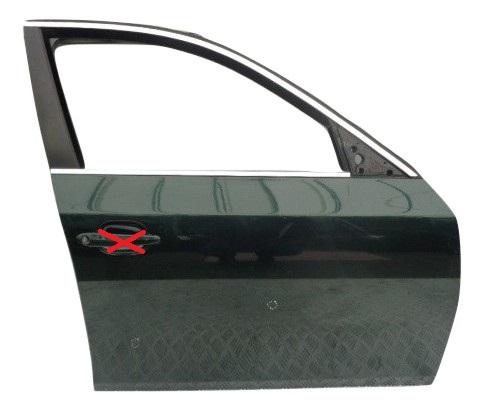DRZWI PRAWY PRZÓD BMW E60 E61 04R FV OXFORDGRUEN 2