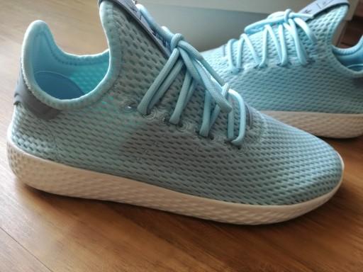 Adidas Pw Tennis Hu by Pharrell Williams Sneakers
