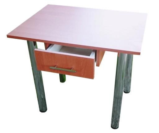 Stół kuchenny z szufladą 60x50 8 kolorów szuflada