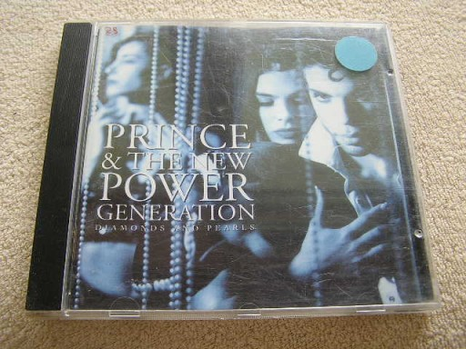 Prince & The New Power Generation  (CD).58