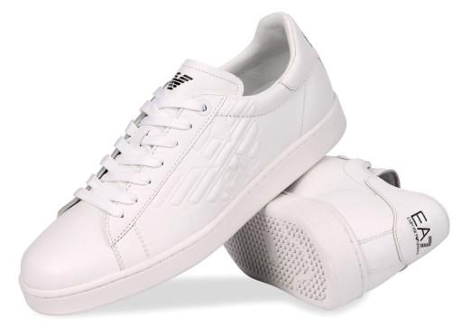 52b0d22b22adfb EA7 Emporio Armani buty sneakersy męskie 42 8074224746 - Allegro.pl