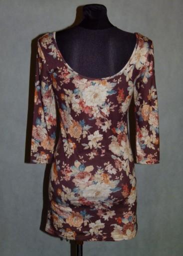 5T* sukienka mini RIVER ISLAND tunika 10 / 36