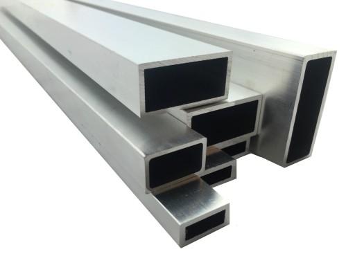 Profil Aluminiowy 20mm x10mm x 1,5mm -1mb