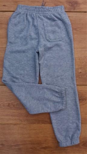 spodnie dresowe REBEL 140 cm  9 - 10  lat