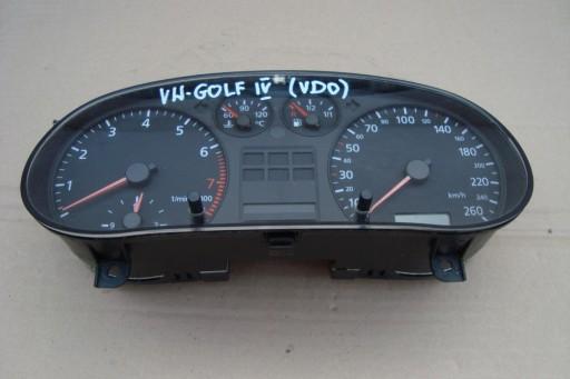 KILOMETAR SAT VW GOLF IV 4