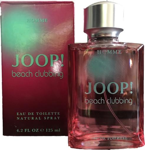 joop! joop! homme beach clubbing