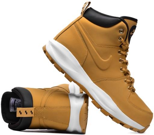 Zimowe Buty Meskie Nike Manoa 454350 700 R 42 5 7631952273 Allegro Pl