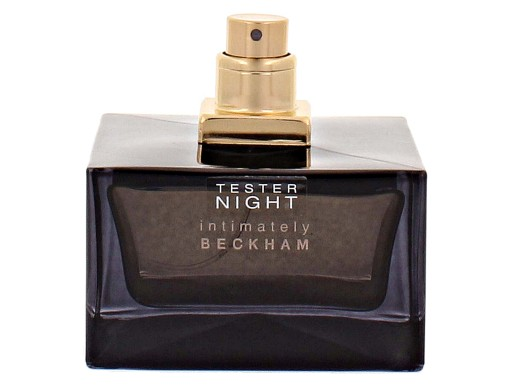 david beckham intimately night men