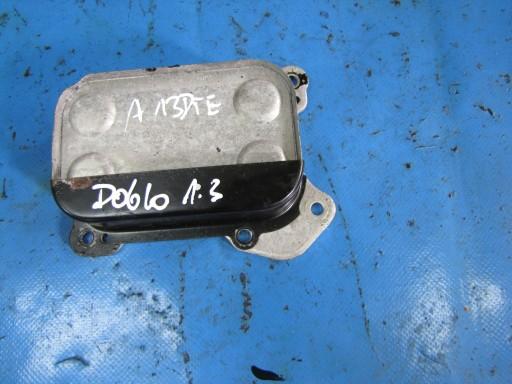 KONDENSATORIUS ALYVOS (TEPALO) FIAT DOBLO 1.3 A13DTE 3417466