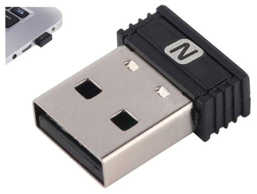Szybka Karta Sieciowa Wifi Usb Nano 150mbps Z Pl Sklep Komputerowy Allegro Pl