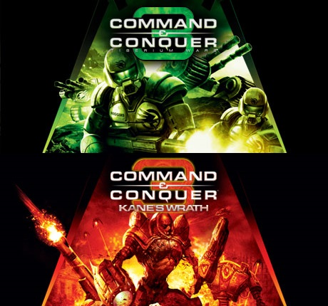 Command & Conquer 3: Tiberium Wars + DLC steam