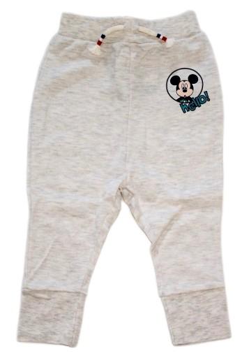 DISNEY spodnie dresowe dresy Myszka Mickey * 80cm