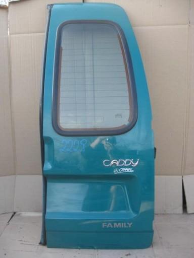 VRATA DESNA  ZADNJE VW CADDY SEAT INCA NR2229 96-03