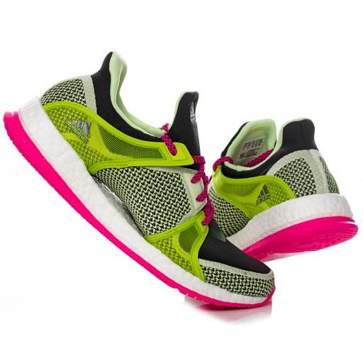 bd1b91e84b659 Buty damskie Adidas Pure Boost X TR AQ5221 7784814394 - Allegro.pl