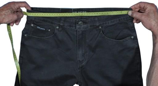 Męskie spodnie jeansowe strecz Navil NA619 86 /33