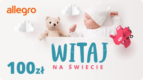 Karta Podarunkowa Narodziny Dziecka - 100 zł