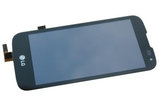LG K100 DS NOWY ORYGINALNY WYŚWIETLACZ LCD DOTYK