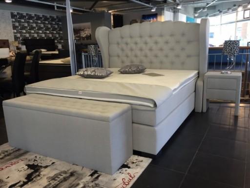 łóżko Kontynentalne Bueno Uszak 200x220 Producent