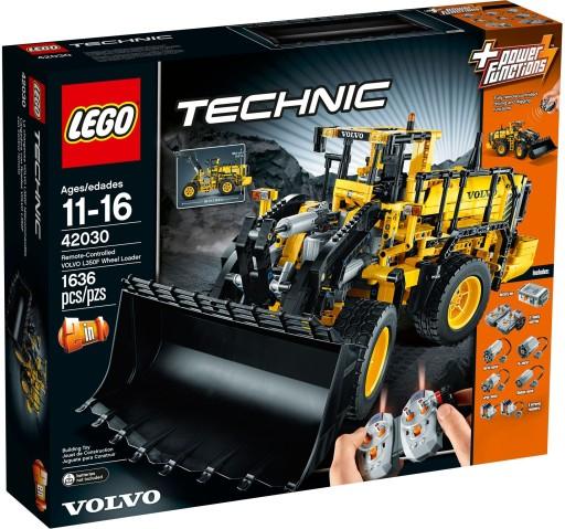 Klocki Lego Technic 42030 Koparka Volvo L350f Nowa 6816460674